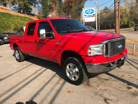 2006 Ford F-250 Super Duty for sale at North Knox Auto LLC in Knoxville TN