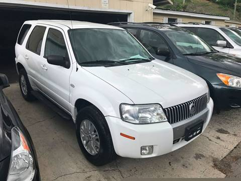 2006 Mercury Mariner for sale in Knoxville, TN