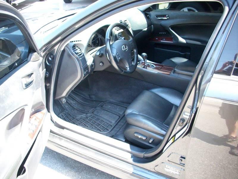 2006 Lexus IS 350 4dr Sedan - Campobello SC