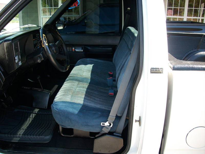 1993 Chevrolet C/K 1500 Series 2dr K1500 Cheyenne 4WD Standard Cab SB - Campobello SC