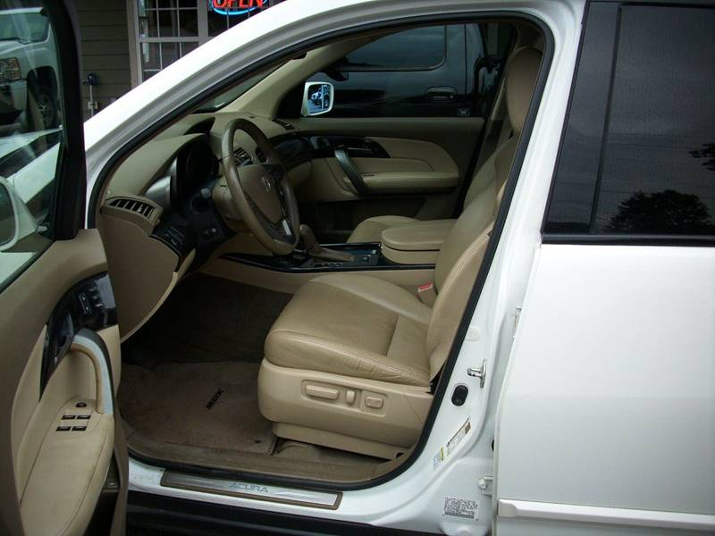 2007 Acura MDX SH-AWD 4dr SUV w/Sport and Entertainment Package - Campobello SC
