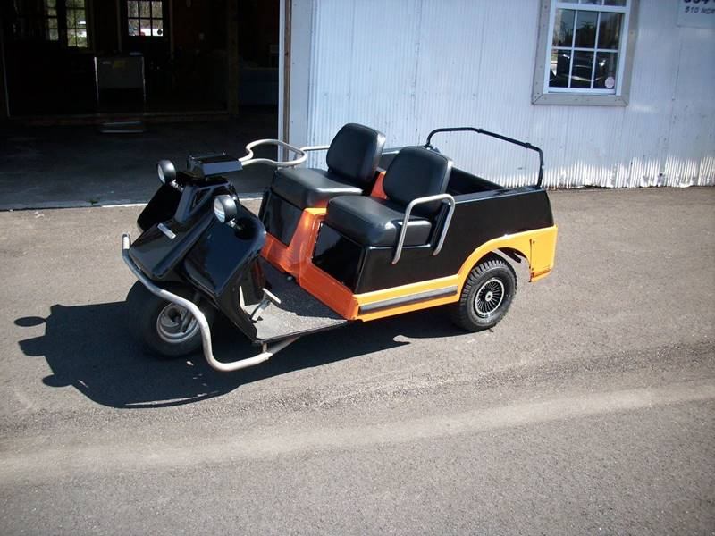 1972 Harley-Davidson Golf Cart for sale at Foothills Used Cars LLC in Campobello SC