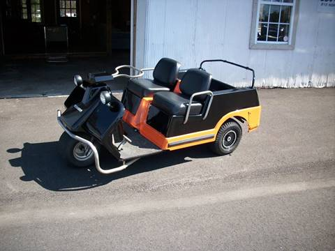 1972 Harley-Davidson Golf Cart