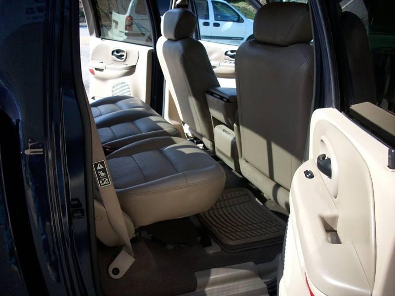 2003 Ford F-150 4dr SuperCrew Lariat 4WD Styleside SB - Campobello SC