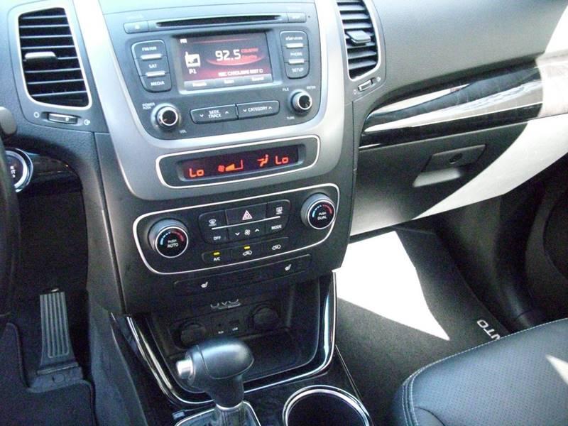 2014 Kia Sorento EX 4dr SUV (V6) - Campobello SC