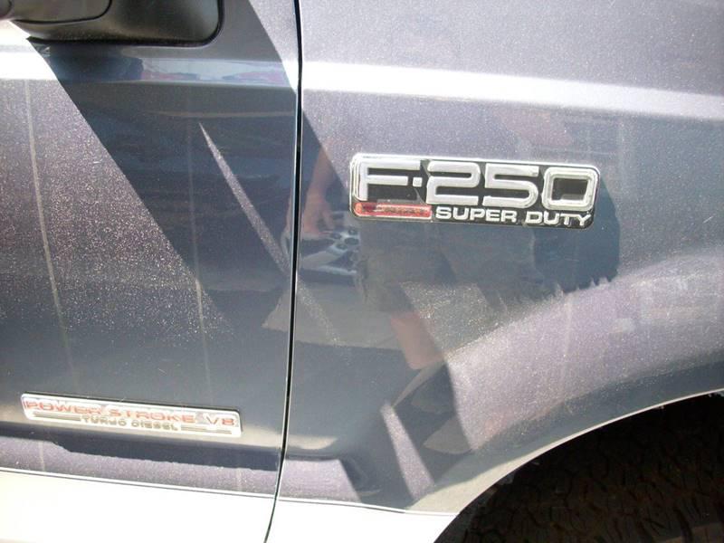 2004 Ford F-250 Super Duty 4dr Crew Cab Lariat 4WD SB - Campobello SC