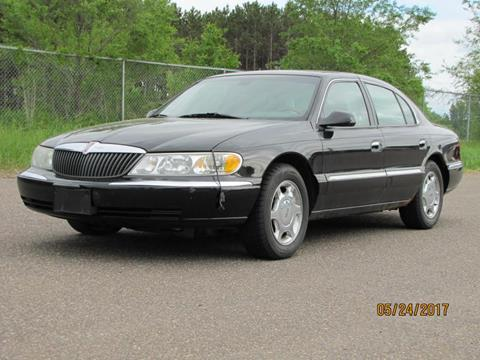 2002 Lincoln Continental for sale in Ham Lake, MN