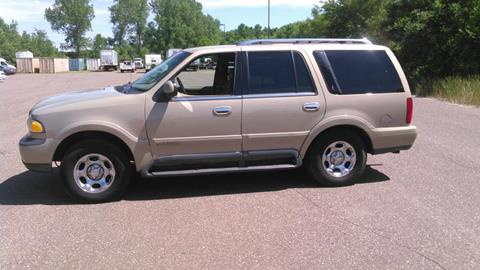 1999 Lincoln Navigator for sale in Ham Lake, MN
