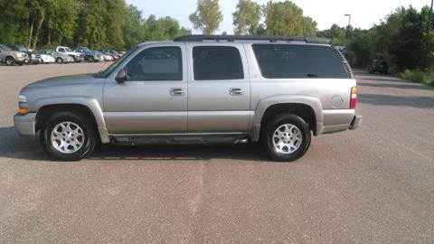 2001 Chevrolet Suburban for sale in Ham Lake, MN