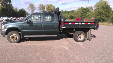 2004 Ford F-550 for sale in Ham Lake, MN