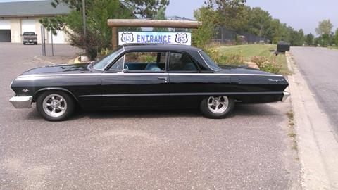 1963 Chevrolet Biscayne for sale in Ham Lake, MN