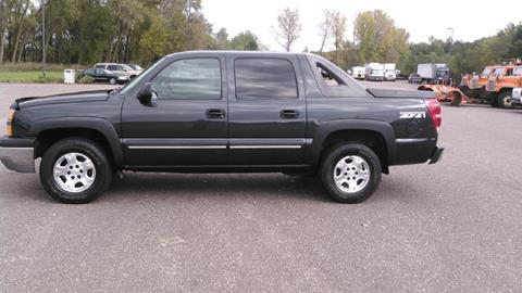 2003 Chevrolet Avalanche for sale in Ham Lake, MN