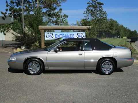 2001 Cadillac Eldorado for sale in Ham Lake, MN