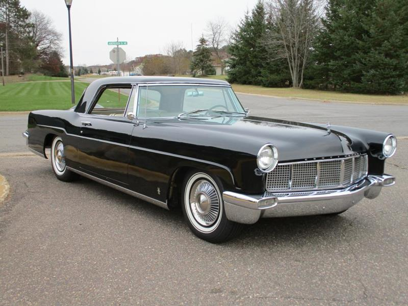 1956 Lincoln MARK 2 In Ham Lake MN - Route 65 Sales & Classics LLC