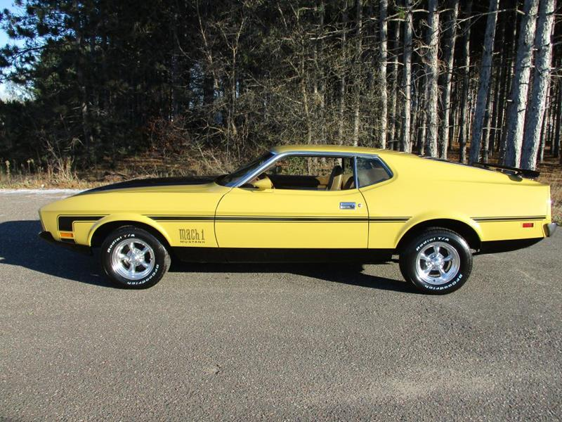 1973 ford mustang in ham lake mn route 65 sales classics llc. Black Bedroom Furniture Sets. Home Design Ideas