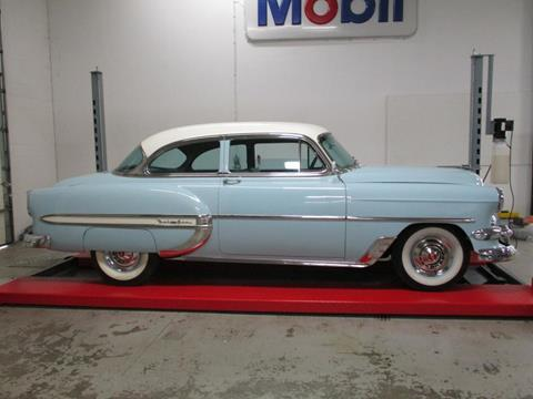962901925 1954 chevrolet bel air for sale carsforsale com  at creativeand.co