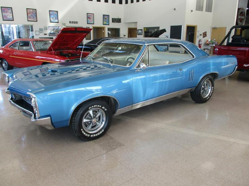 1967 Pontiac Tempest In Ham Lake MN - Route 65 Sales & Classics LLC
