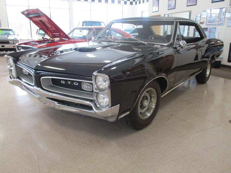 1966 Pontiac GTO In Ham Lake MN - Route 65 Sales & Classics LLC