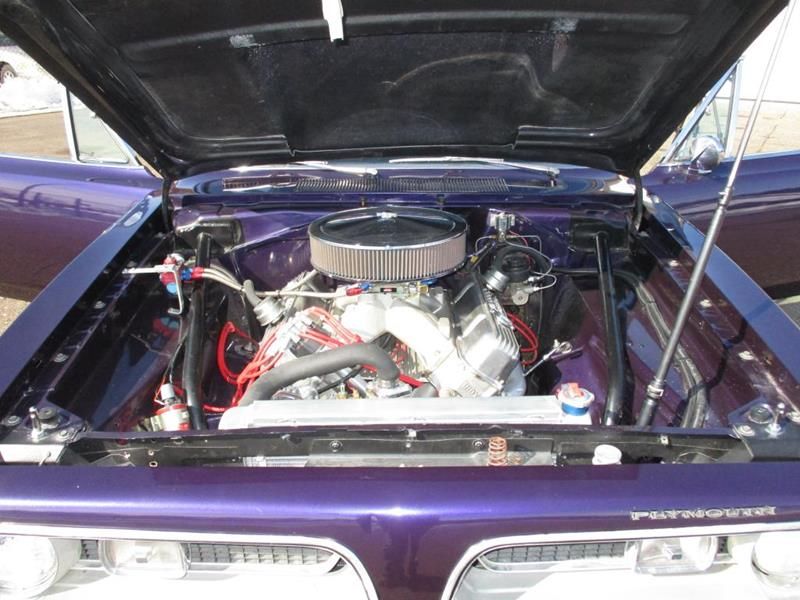 1967 Plymouth Barracuda In Ham Lake MN - Route 65 Sales & Classics