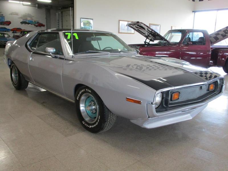 1971 AMC Javelin In Ham Lake MN - Route 65 Sales & Classics LLC