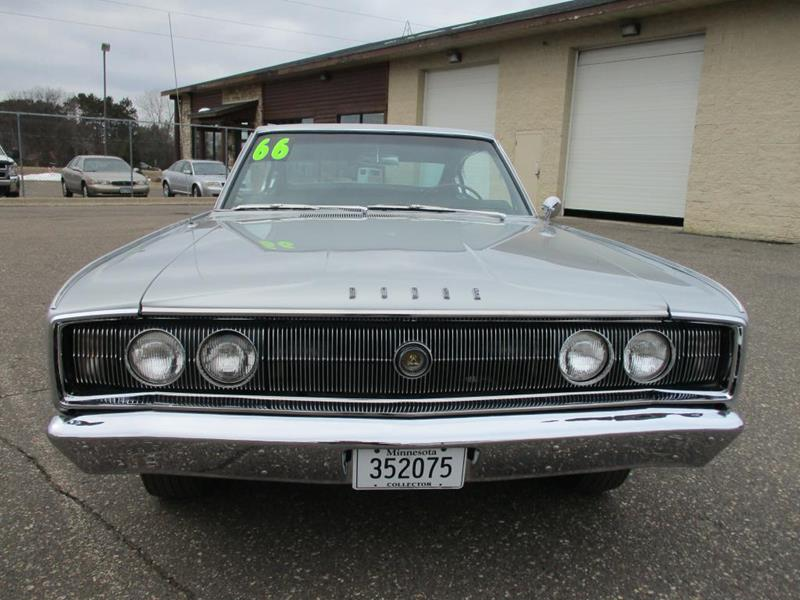 1966 Dodge Charger In Ham Lake MN - Route 65 Sales & Classics