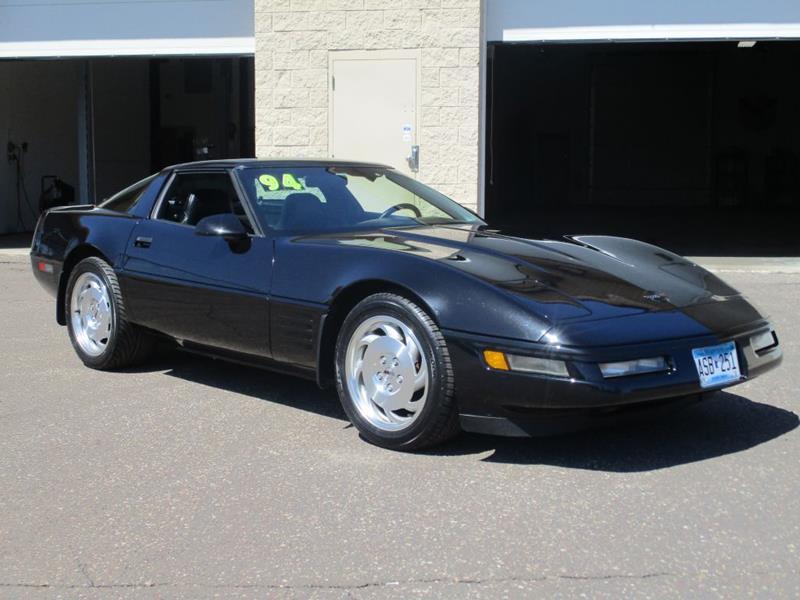 1994 Chevrolet Corvette In Ham Lake MN - Route 65 Sales & Classics LLC