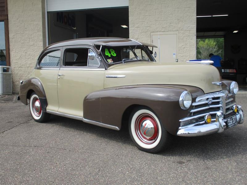 1948 Chevrolet Fleetmaster In Ham Lake MN - Route 65 Sales ...