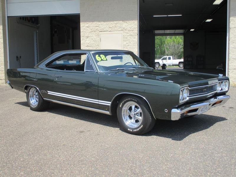 1968年 プリムス GTX 2HT