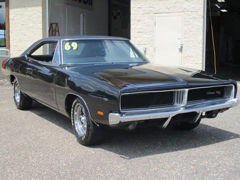 Dodge Charger Rt For Sale >> 1969 Dodge Charger For Sale Carsforsale Com