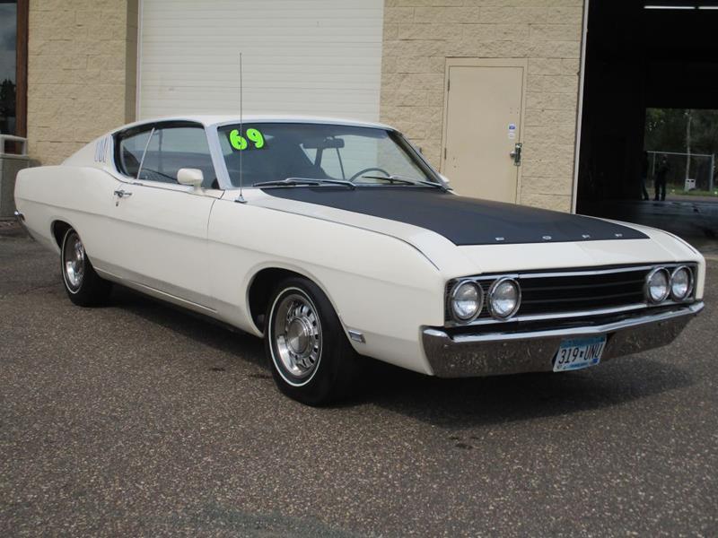 1969年 フォード タラデガ 2ドア ハードットップ