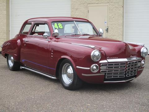 1948 Studebaker Commander for sale in Ham Lake, MN