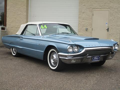 1964 ford thunderbird for sale in minnesota carsforsale 1964 Ford Roadster 1964 ford thunderbird for sale in ham lake mn