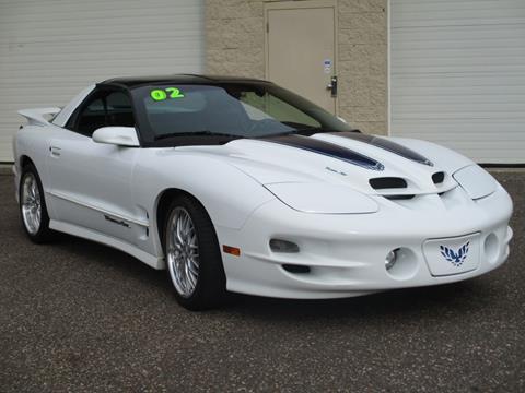 2002 Pontiac Firebird for sale in Ham Lake, MN