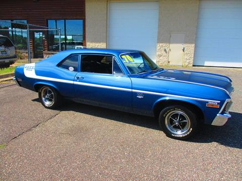 1970 Chevrolet Nova for sale in Ham Lake, MN