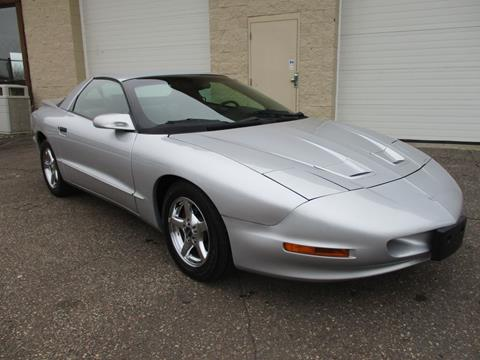 1997 Pontiac Firebird for sale in Ham Lake, MN