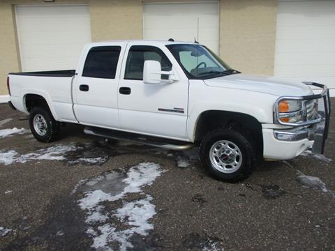 2005 GMC Sierra 2500HD for sale in Ham Lake, MN