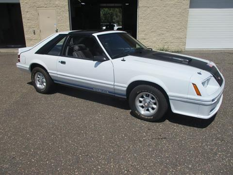 1984 Ford Mustang for sale in Ham Lake, MN