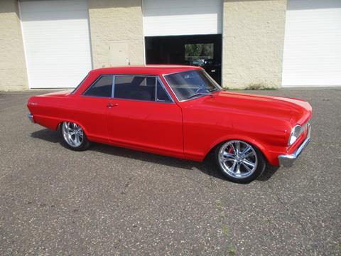 1965 Chevrolet Nova for sale in Ham Lake, MN