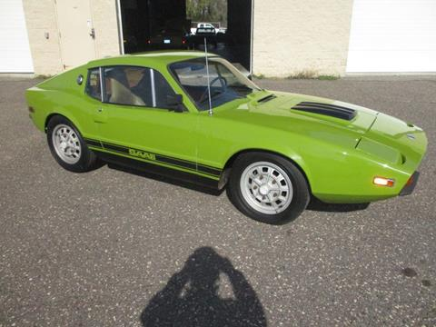 1971 Saab SONETT 3 for sale at Route 65 Sales & Classics LLC - Classic Cars in Ham Lake MN