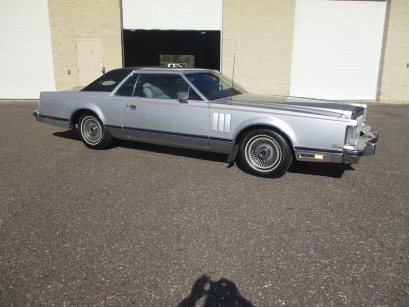 1978 Lincoln Continental for sale at Route 65 Sales & Classics LLC - Classic Cars in Ham Lake MN