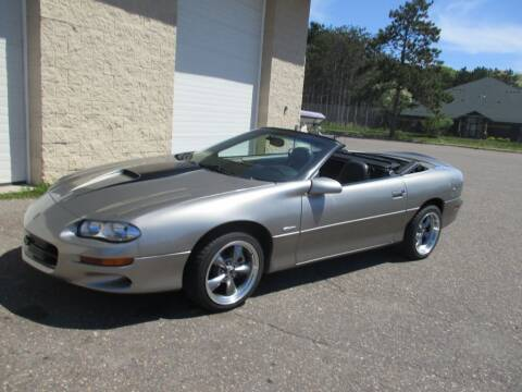 2002 Chevrolet Camaro for sale at Route 65 Sales & Classics LLC in Ham Lake MN