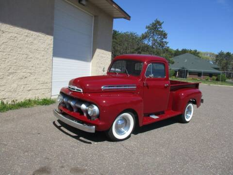 1951 Ford F1 for sale at Route 65 Sales & Classics LLC - Classic Cars in Ham Lake MN