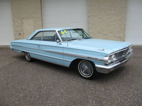 1964 Ford Galaxie for sale at Route 65 Sales & Classics LLC - Classic Cars in Ham Lake MN
