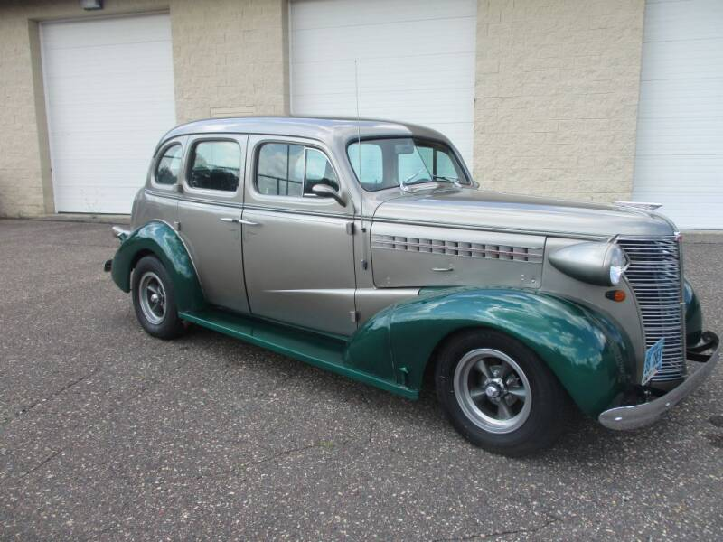 1938 Chevrolet Master Deluxe for sale at Route 65 Sales & Classics LLC - Classic Cars in Ham Lake MN