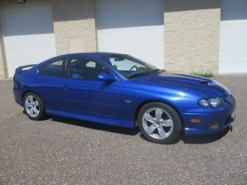 2006 Pontiac GTO for sale at Route 65 Sales & Classics LLC - Classic Cars in Ham Lake MN