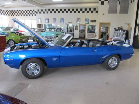 1969 Chevrolet Camaro for sale at Route 65 Sales & Classics LLC - Classic Cars in Ham Lake MN