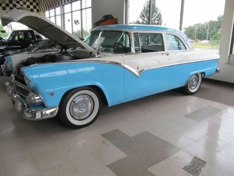 1955 Ford Fairlane for sale at Route 65 Sales & Classics LLC - Classic Cars in Ham Lake MN