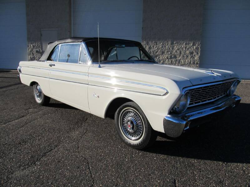 1964 Ford Falcon for sale at Route 65 Sales & Classics LLC - Classic Cars in Ham Lake MN