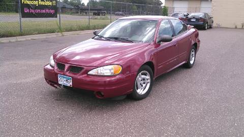 2005 Pontiac Grand Am for sale in Ham Lake, MN