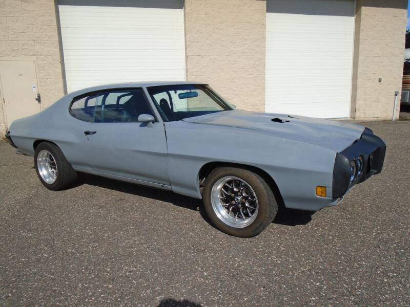 1970 Pontiac GTO for sale at Route 65 Sales & Classics LLC - Classic Cars in Ham Lake MN